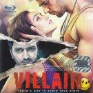 Ek Villain Hindi Blu Ray (2014) *ing Siddharth Malhothra,Shraddha Kapoor,Ritesh