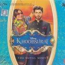 Khoobsurat Hindi Audio CD Starring Sonam Kapoor, Fawad Khan (2014/Bollywood)