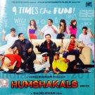 Humshakals Hindi Bluray*ing Saif Ali Khan, Hritesh (Bollywood/2014 Movie/Film)