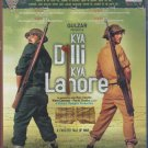 Kya Dilli Kya Lahore Hindi Blu Ray (Bollywood/2014 Movie/Film)