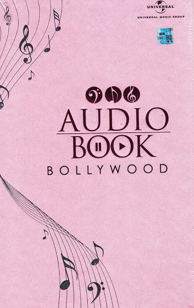 Audio Book bollywood Hindi CD 5 Disc Set (Bollywood/Film/Movie/Music/Songs)