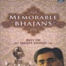 Memorable Bhajans Best of Jagjit Singh Hindi 5 Disc set  (Religious/Devotional)