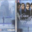 Kabhi Alvida Naa kehna Hindi DVD (Bollywood/Film)*ing Amithab,Sharukh Khan,Rani