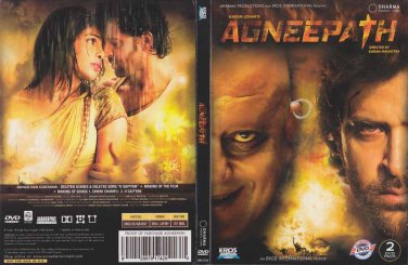 Agneepath (2012) Hindi DVD (Bollywood/Film/2013/Film)Hrithik Roshan, Priyanka