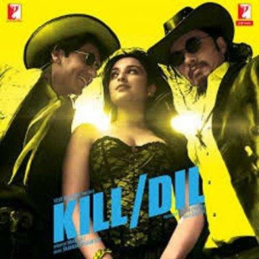Kil Dil Hindi DVD (Ranveer Singh, Govinda, Ali ) (2014 Film/ Bollywood/Movie)