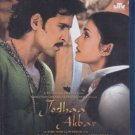 Jodhaa Akbar Hindi Blu Ray  Starring Hrithik Roshan, Aishwarya Rai