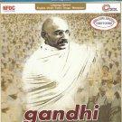 Gandhi Hindi Blu Ray Starring:Ben Kingsley, Rohini Hattangadi, Amrish Puri