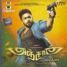 Anjaan Tamil Blu ray (Suriya, Samantha, Soori, Vidyut Jamwal)(Drama/2014)