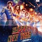 Happy New Year Hindi DVD Special Edition (Shahrukh Khan)(2014 Bollywood Film)