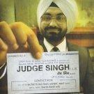 Judge Singh LLB Punjabi DVD