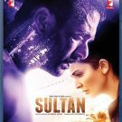 Sultan Hindi Blu Ray Stg: Salman Khan, Anushka Sharma, Randeep Hooda -USA Seller