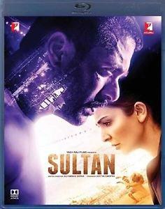Sultan Hindi Blu Ray Stg: Salman Khan, Anushka Sharma, Randeep Hooda -USA Seller