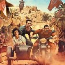 Dishoom Hindi DVD Stg:John Abraham, Jacqueline Fernandez, Varun Dhawan (2016)