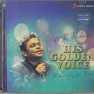 His Golden Voice Audio CD by A.R.Rahman