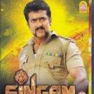 Singam Tamil Blu Ray Stg:Suriya, Anushka, Prakash Raj, Vivek, Manoramma