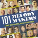 101 Melody Makers Hindi Songs DVD