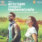 Achcham Yenbadhu Madamaiyada Tamil Audio CD Music A.R. Rahman, Dir:Goutham Menon