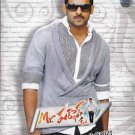 Mr Perfect Telugu DVD Stg: Prabhas, Kajol, Tapsee (2011) Indian Film