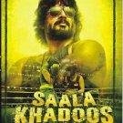 Saala Khadoos DVD - 2016 Hindi Movie