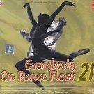 Everybody on dance floor 21 Bollywood(Audio cd)  Songs