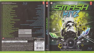 Smash Hitz Hindi Blu Ray Popular (2013/Bollywood/Songs/Cinema)