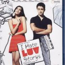 I Hate Luv Storys - Imran Khan, Sonam Kapoor Blu ray (Indian Bollywood movie)