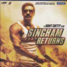 Singham Returns Hindi Blu Ray Stg:Ajay Devagan,Kareen Kapoor(Bollwood Hind Film)