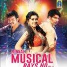 Minnal Musical Rays HD Volume 3 Tamil Blu Ray - Super Hit Songs of Kollywood