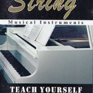Teach Yourself - PIano In english
