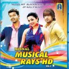 Minnal Musical Rays HD Volume 2 Tamil Blu Ray - Super Hit Songs of Kollywood
