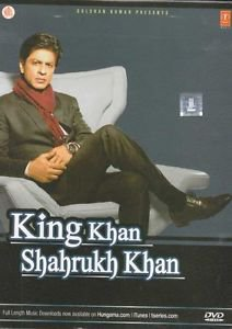 King Khan Shahrukh Khan songs DVD (2016) By Variuos Gulshan Kumar