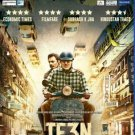 Teen Hindi Blu Ray Stg Amitabh Bachchan & Nawazuddin Siddiqui Bollywood Film