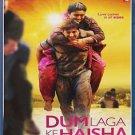 Dum Laga Ke Haisha Hindi Bluray - Ayushmann Khurrana (Bollywood/  2015 film)