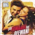 Yeh Jawaani Hai Deewani Hindi Blu Ray Bollywood Film *Ranbir Kapoor