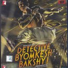 Detective Byomkesh Bakshy Hindi Bluray (Bollywood, Film, Cinema, 2015 Movie)