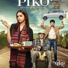 Piku Hindi DVD - Amitabh Bachchan, Deepika Padukone (Bollywood Indian film)