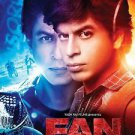 Fan Hindi DVD - Sharuk Khan - Bollywood Film - Fan DVD - US Seller, Ship from NJ