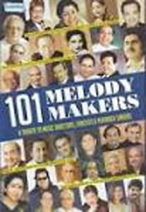 101 Melody Makers Hindi Songs DVD The Best Old Video Songs Collection
