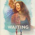 Waiting Bollywood Hindi DVD Stg: Naseeruddin Shah, Kalki Koechlin, Rajat Kapoor