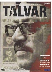 Talvar Hindi DVD (2015) Ifran Khan, Kokana Sen, Tabu - Original DVD