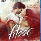 Fitoor Hindi Blu Ray - Aditya Roy Kapur, Katrina Kaif (Bollywood Hindi Film )