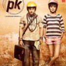 PK Hindi Blu Ray - Indian Bollywood film *Aamir Khan, Anushka Sharma -P.K. Hindi