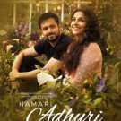 Hamari Adhuri Kahani Hindi DVD  Stg: Emraan Hashmi, Vidya Balan  Bollywood Movie