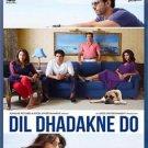 Dil Dhadakne Do Hindi Bluray (Ranvir Singh/ Priyanka Chopra) (2015 Film)