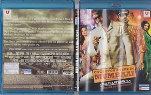 Once upon a Time in mumbaai Blu-ray Stg: Imran Ashmi,Ajay Devgn, Kangana Ranaut