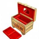 "Sandook Ethnic Indian Bangles Braclet Jewellry Box - 11"" X 7"" X 7.5"" (Large)"
