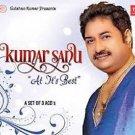 Kumar Sanu - At It's Best Hindi Audio 3 CD pack Best Hindi Audio Song CD's