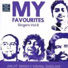 My Favourites Singers Vol 2 Hindi MP3 (Stg Arijit Singh, Kailash Kher)