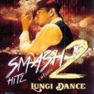 SMASH HITZ Vol 2 LUNGI DANCE ORIGINAL POPULAR HINDI SONGS BLU RAY FULLY BOXED