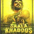Saala Khadoos Hindi Blu Ray - Stg  Madhavan, Radha Ravi - Bollywood Film